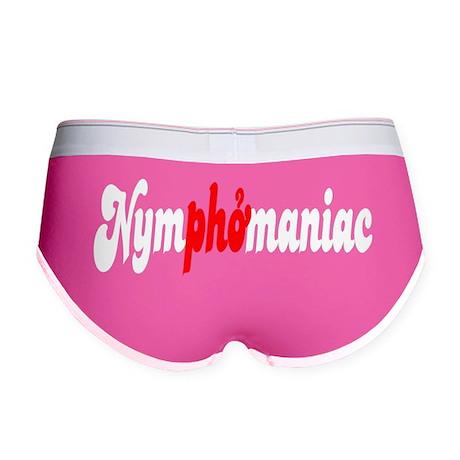 Nymphomaniac Women's Boy Brief