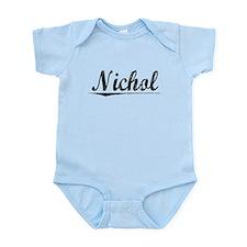 Nichol, Vintage Infant Bodysuit
