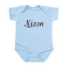 Nixon, Vintage Infant Bodysuit