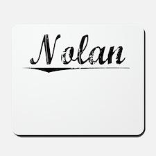 Nolan, Vintage Mousepad