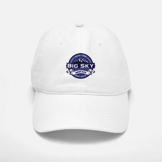 Big Sky Midnight Baseball Baseball Cap
