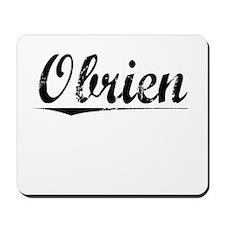 Obrien, Vintage Mousepad