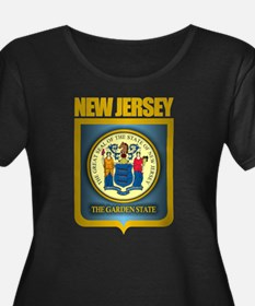 New Jersey Seal (B) T
