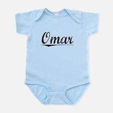 Omar, Vintage Infant Bodysuit