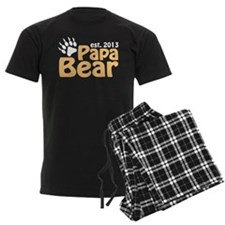 Papa Bear New Dad 2013 Pajamas