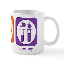 Eat Sleep Chemistry Mug