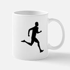 Running Guy Mug