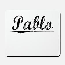 Pablo, Vintage Mousepad