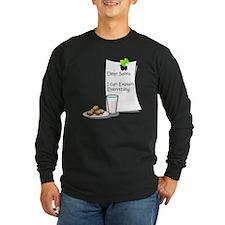 Dear Santa Long Sleeve T-Shirt