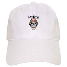 Police no bullies project sis Baseball Cap