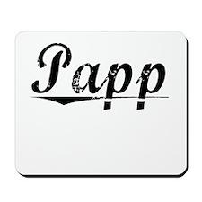Papp, Vintage Mousepad