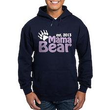 Mama Bear Claw Est 2013 Hoodie