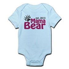 Mama Bear Claw Est 2013 Infant Bodysuit