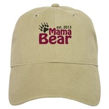 Mama Bear Claw Est 2013 Baseball Cap