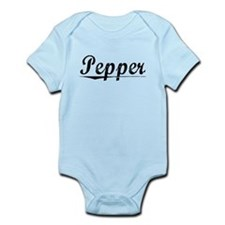 Pepper, Vintage Infant Bodysuit