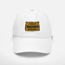 Bigfoot Memorabilia Baseball Baseball Cap