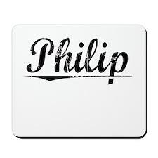 Philip, Vintage Mousepad