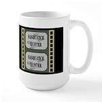 Sasquatch Hunter Dark Large Mug