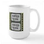 Sasquatch Hunter Large Mug