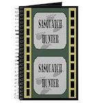 Sasquatch Hunter Journal