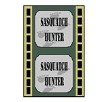 Sasquatch Hunter Postcards (Package of 8)