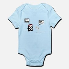 Sup Player Infant Bodysuit