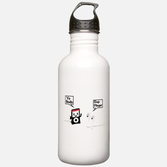 Sup Player Water Bottle