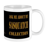 Sasquatch Collection Dark Mug