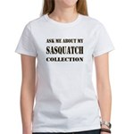 Sasquatch Collection Women's T-Shirt