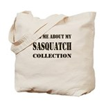 Sasquatch Collection Tote Bag