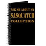 Sasquatch Collection Journal