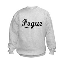Pogue, Vintage Sweatshirt