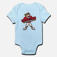 Houston Cougar Kids Mascot Infant Bodysuit