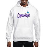Cryptozoologist Hooded Sweatshirt