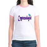 Cryptozoologist Jr. Ringer T-Shirt