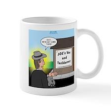 Vet Taxidermist Mug