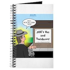 Vet Taxidermist Journal