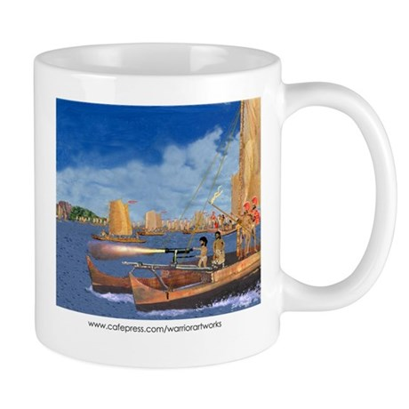 Mug, Fleet Assault on Oahu