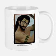 Mug, Portrait of a Lua Warrior