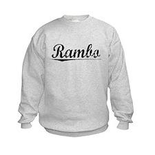Rambo, Vintage Sweatshirt