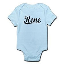 Rene, Vintage Infant Bodysuit