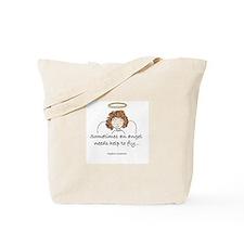 Angelman Syndrome Awareness Tote Bag