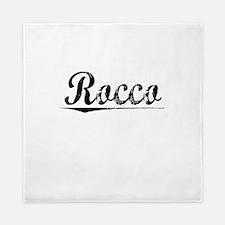 Rocco, Vintage Queen Duvet