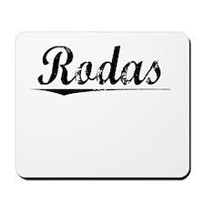 Rodas, Vintage Mousepad