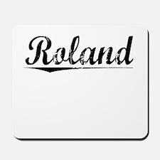 Roland, Vintage Mousepad