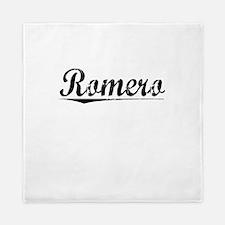 Romero, Vintage Queen Duvet