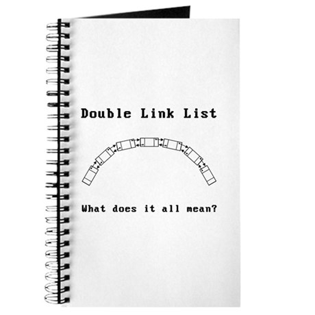 Double Link Lists Journal