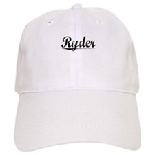 Ryder, Vintage Baseball Cap