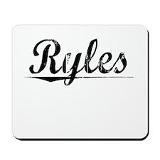 Ryles, Vintage Mousepad