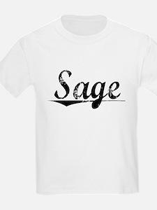 Sage, Vintage T-Shirt